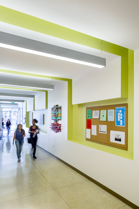 Larchmont Charter School at MacArthur Park, Los Angeles, CA by DSH Architecture