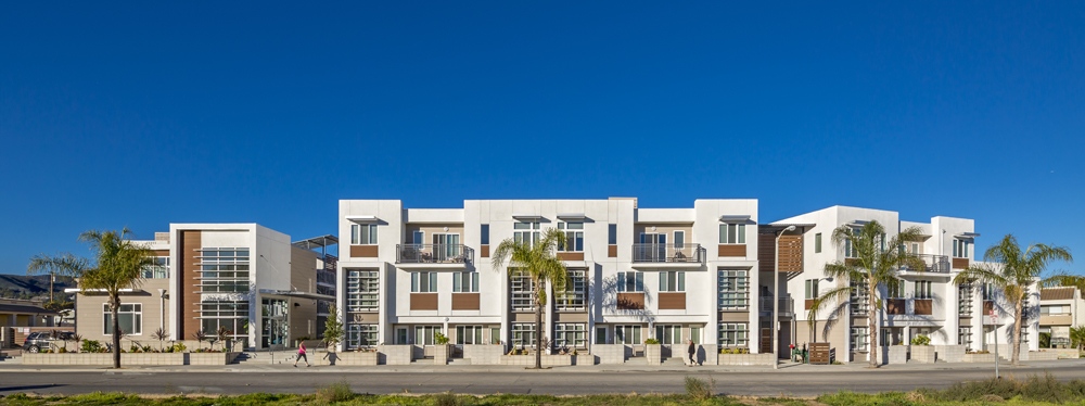 Citron Apartments in Ventura, CA by KTGY