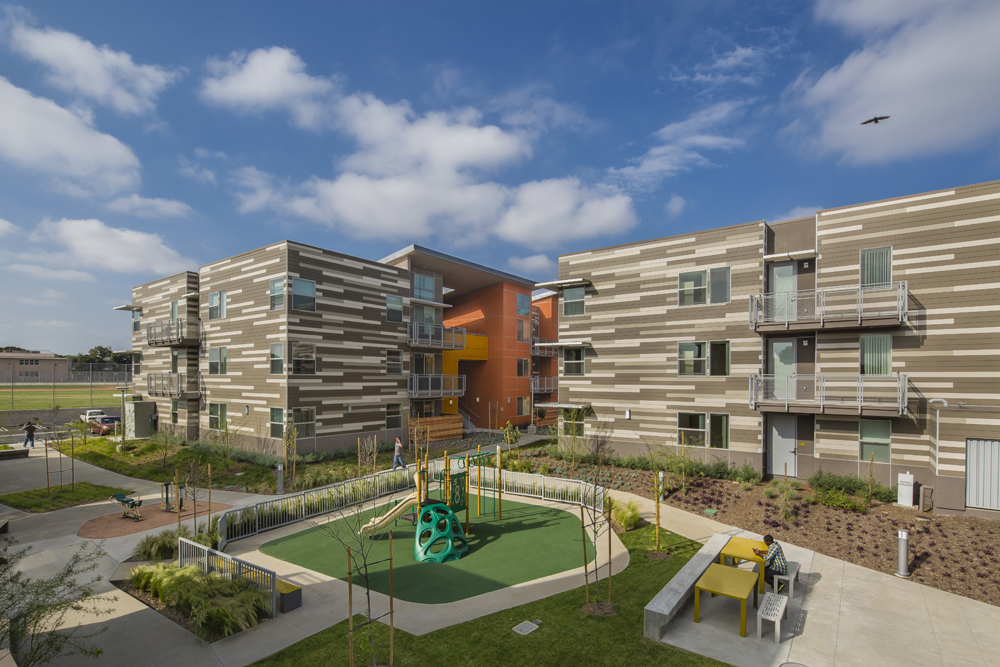 Sage Park Apartments in Gardena, CA by Steinberg