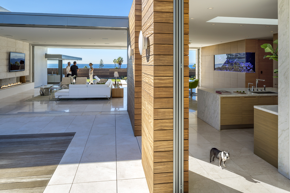 McElroy Residence in Laguna Beach, CA by Ehrlich Architects